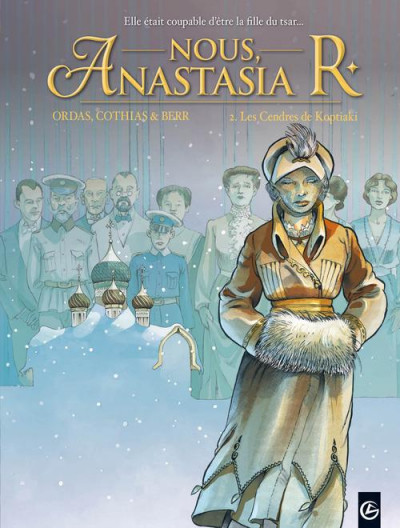 image de nous, Anastasia R. tome 2 - les cendres de Koptiaki