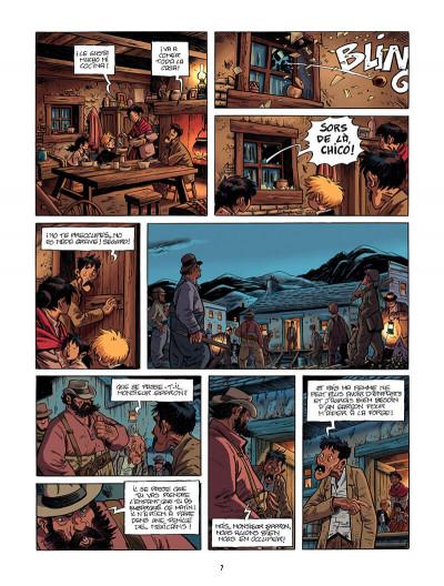 Page 8 Le train des orphelins tome 3