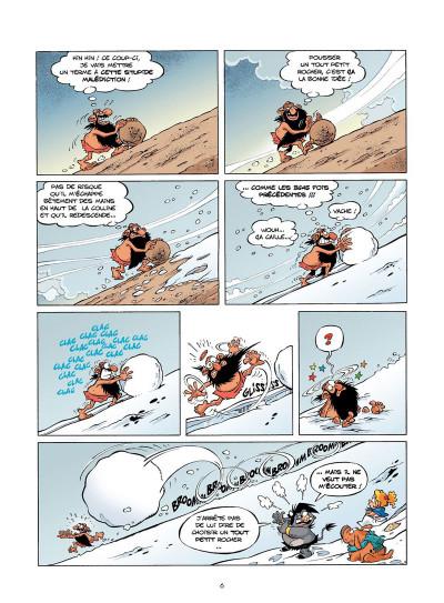Page 4 Les Petits Mythos Tome 3 - Les Titans sont durs