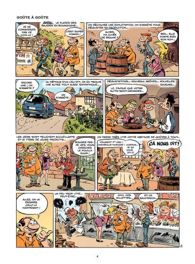 Page 5 les fondus du vin de Bourgogne