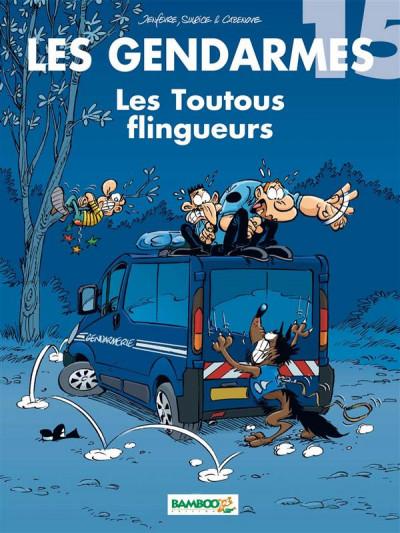Couverture Les Gendarmes tome 15