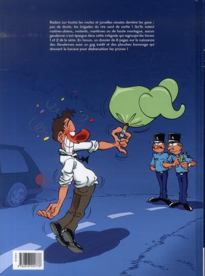 Dos les gendarmes intégrale tomes 1 et 2