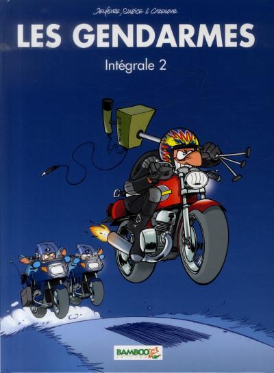 image de les gendarmes - intégrale 2 - tome 3 et tome 4