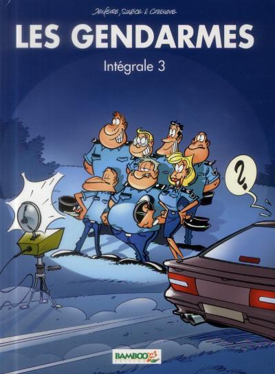 image de les gendarmes - intégrale 3 - tome 5 et tome 6