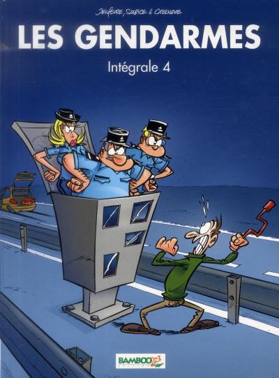 image de les gendarmes - intégrale 4 - tome 7 et tome 8