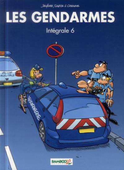 image de Les gendarmes tome 11 et tome 12