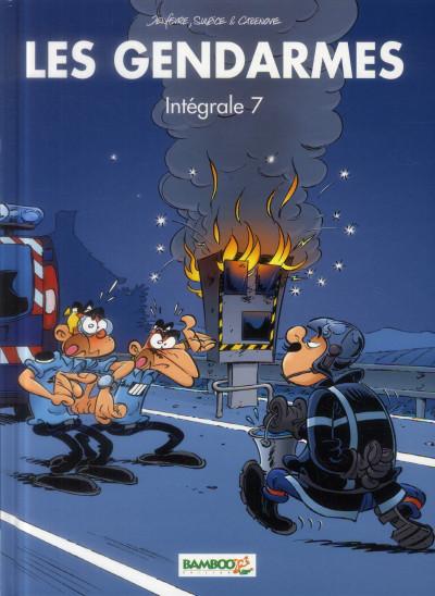 image de les gendarmes tomes 13 et 14