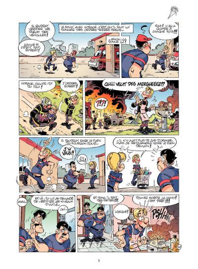 Page 1 les pompiers tome 13