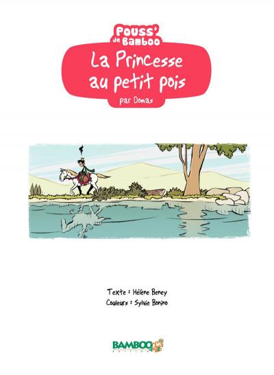 Page 1 la princesse au petit pois
