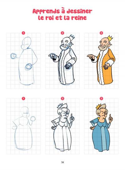 Page 6 la princesse au petit pois