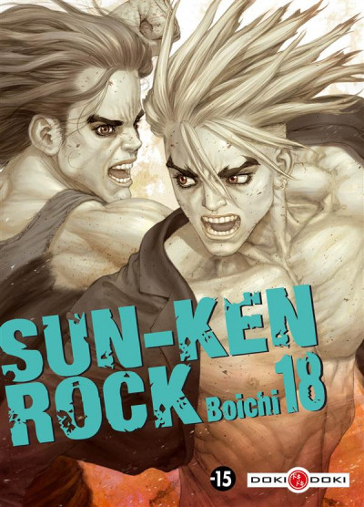 image de sun-ken rock tome 18