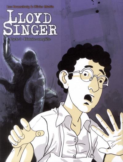 image de Lloyd Singer tome 7 et tome 8 - écrin