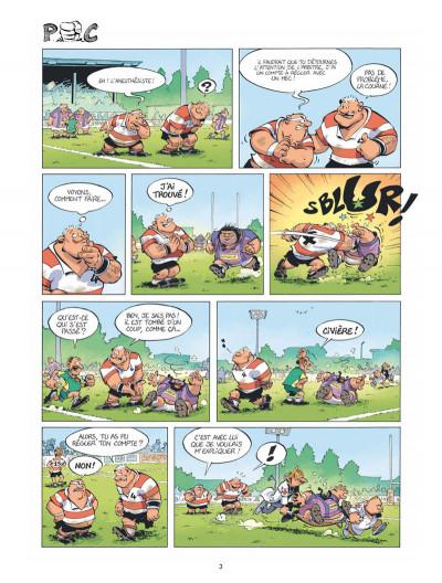 Page 2 Les rugbymen - spécial castagne