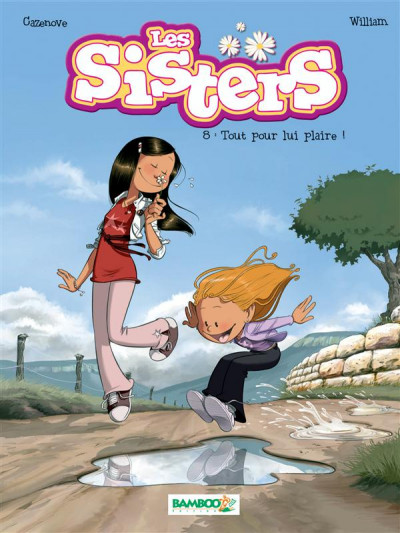 image de les sisters tome 8 - tout pour lui plaire!