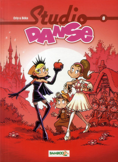 image de Studio danse tome 8