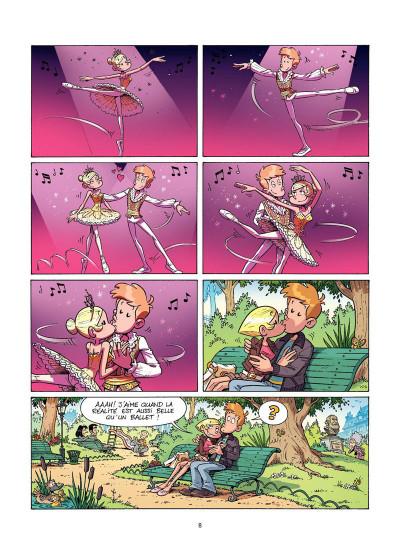 Page 6 Studio danse tome 8