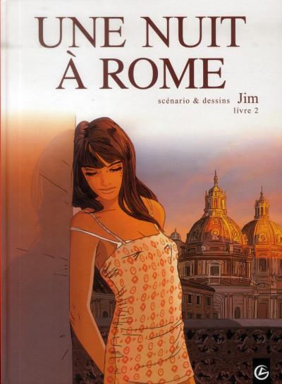 image de une nuit à Rome tome 2