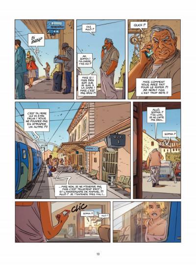 Page 0 une nuit à Rome tome 2