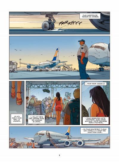 Page 3 une nuit à Rome tome 2