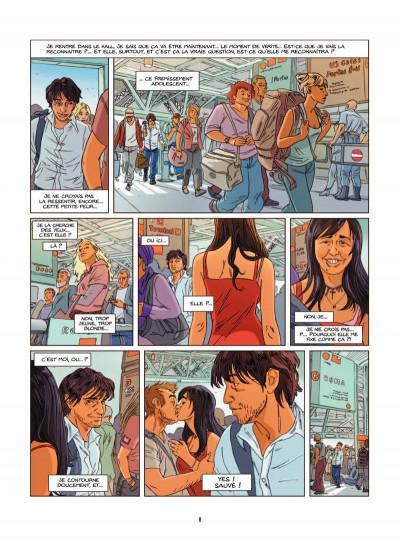 Page 5 une nuit à Rome tome 2