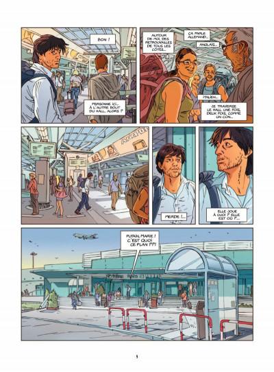Page 6 une nuit à Rome tome 2