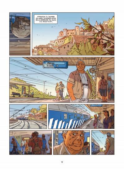 Page 9 une nuit à Rome tome 2
