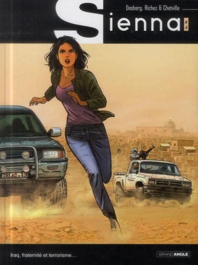 image de Sienna Tome 4 - Iraq, fraternité et terrorisme…