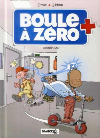 image de Boule à zéro Tome 3 - Docteur Zita