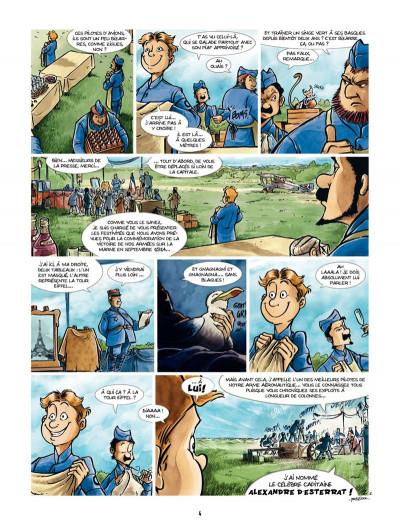 Page 2 Les Godillots tome 3 - Le Vol du goéland