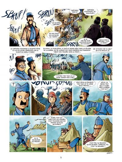 Page 3 Les Godillots tome 3 - Le Vol du goéland
