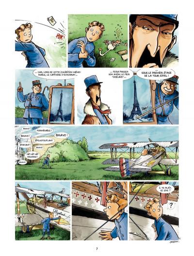 Page 5 Les Godillots tome 3 - Le Vol du goéland