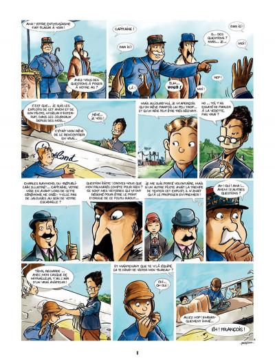 Page 6 Les Godillots tome 3 - Le Vol du goéland
