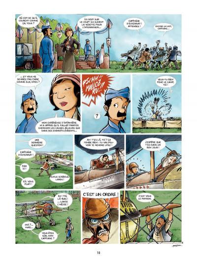 Page 8 Les Godillots tome 3 - Le Vol du goéland