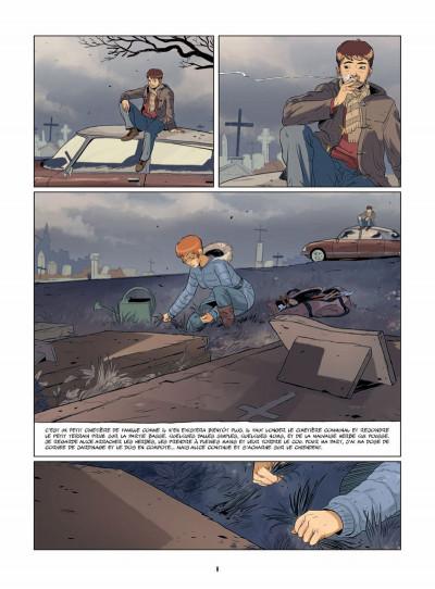 Page 4 Où sont passés les grands jours ? tome 1