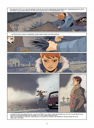 Page 5 Où sont passés les grands jours ? tome 1