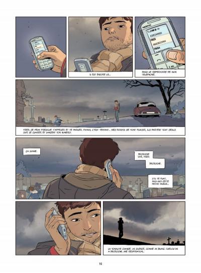 Page 6 Où sont passés les grands jours ? tome 1
