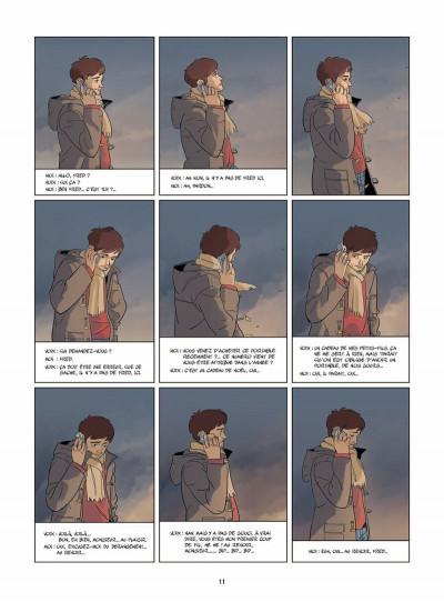 Page 7 Où sont passés les grands jours ? tome 1