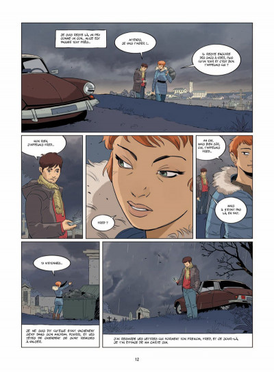 Page 8 Où sont passés les grands jours ? tome 1