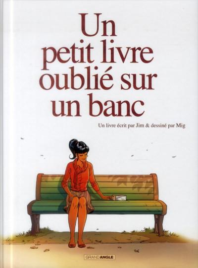 image de Un petit livre oublié sur un banc Tome 1