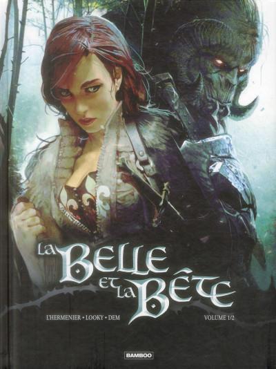 Couverture La Belle et la bête Tome 1