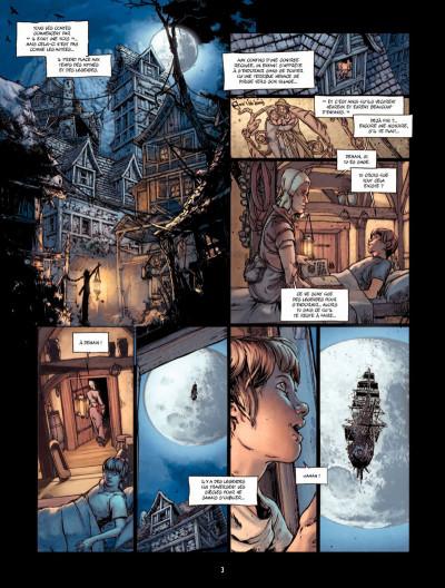Page 2 La Belle et la bête Tome 1