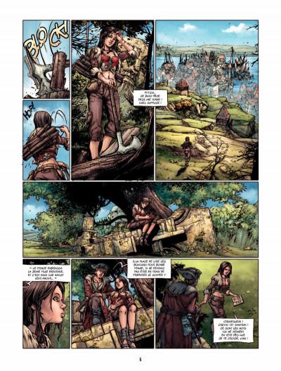 Page 5 La Belle et la bête Tome 1