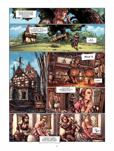 Page 6 La Belle et la bête Tome 1