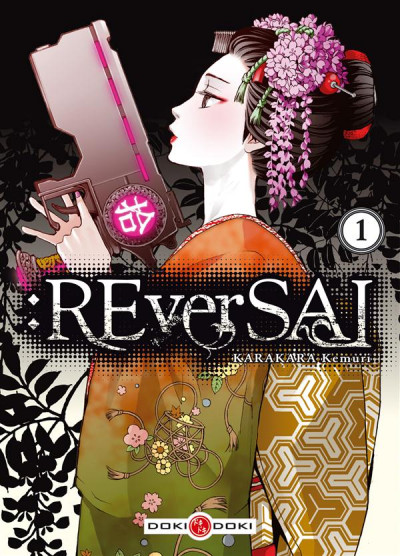 Couverture Reversal Tome 1