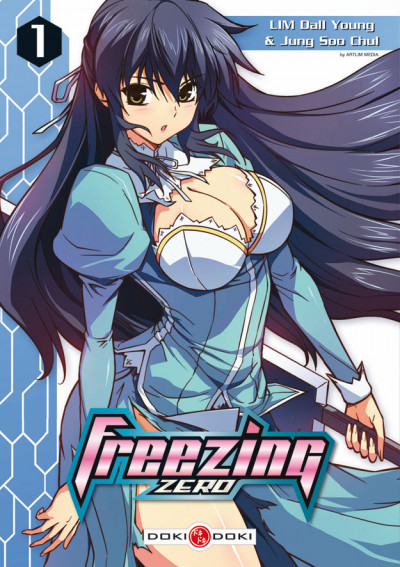 Couverture Freezing Zero Tome 1