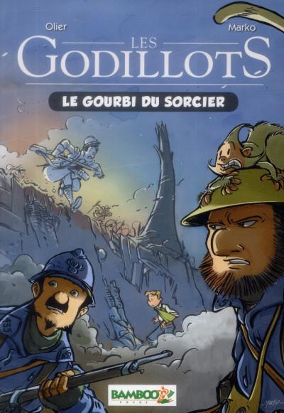 image de Les Godillots Tome 1 - La Cagna du sorcier