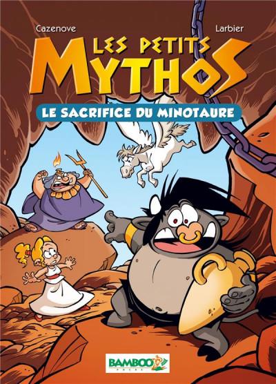 Couverture Les petits mythos - roman poche tome 1