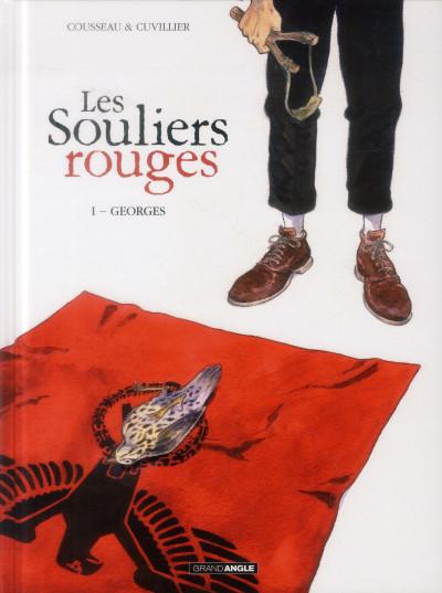 image de Les Souliers rouges Tome 1 - Georges