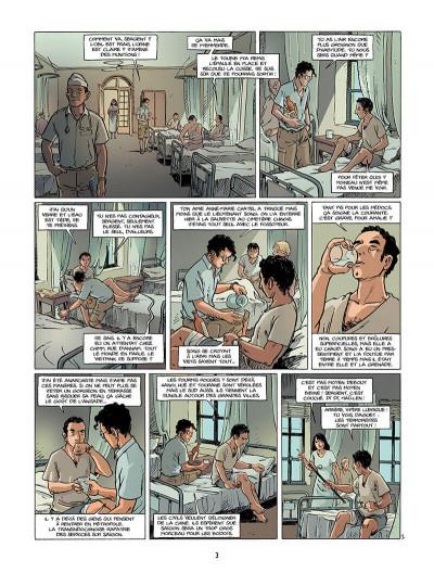 Page 4 La Rafale Tome 3 - Terminus Saïgon