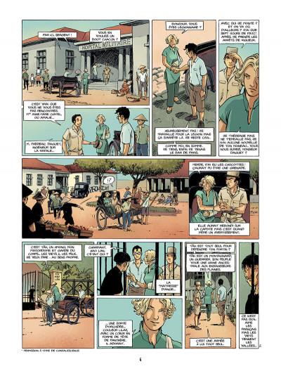 Page 5 La Rafale Tome 3 - Terminus Saïgon